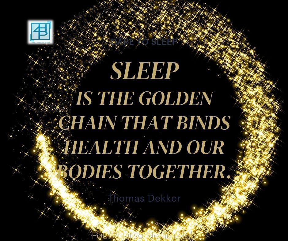 Dare to sleep - Thomas Dekker Quote